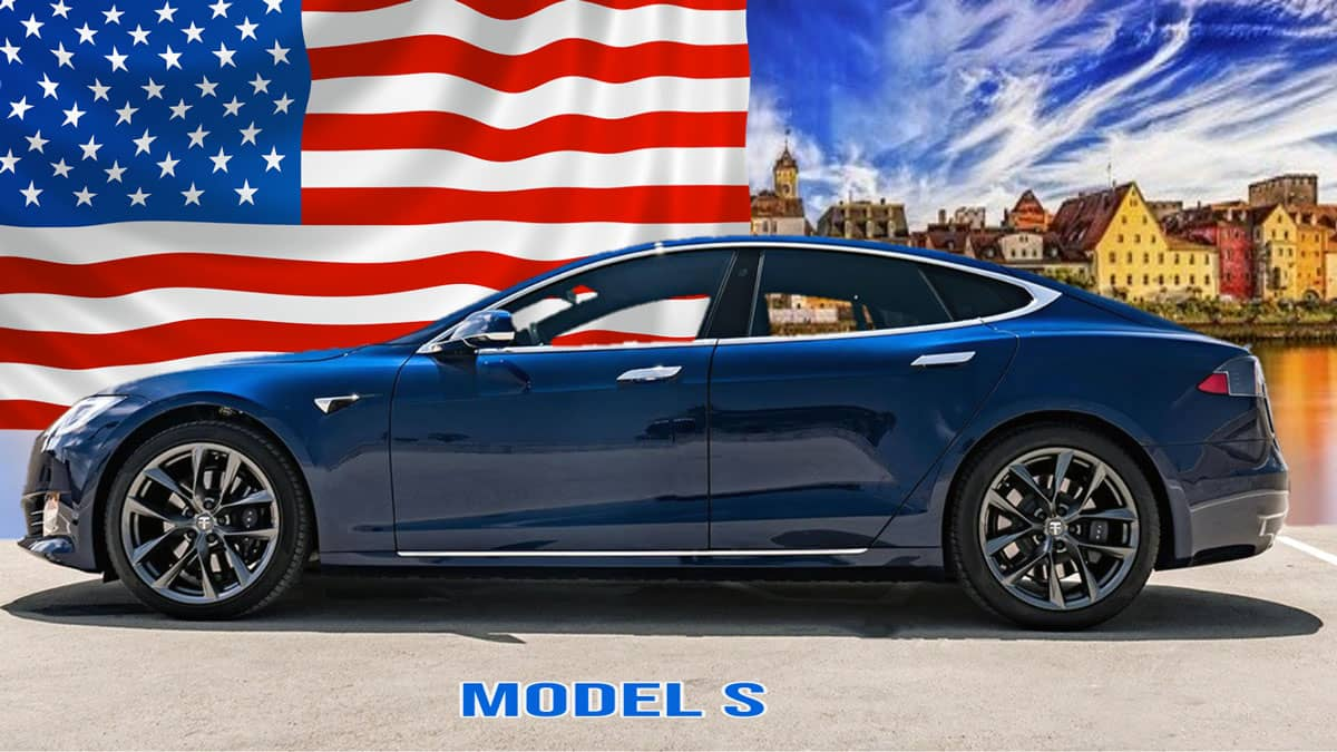 Tesla Model S Price and Luxury Features